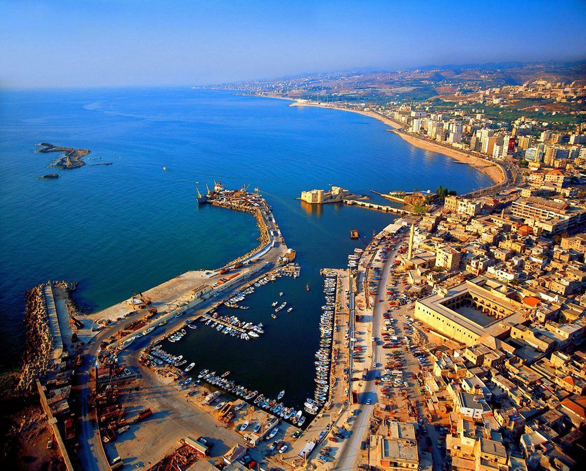 Saida Lebanon Lebanon City Vacation Spots
