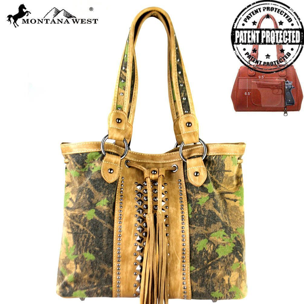 MW361G-8275 Montana West Camo Collection Concealed Carry Handbag Free Shipping On All Orders Over $79 #MontanaWest #ConcealedCarryPurses #unspokenfashion #fashion #onlineshopping #boutique #stylish #trending #clothing #shoes