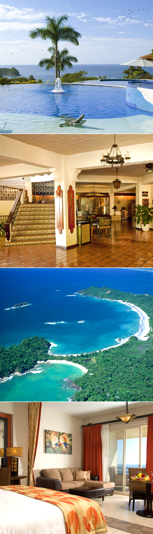 Parador Resort & Spa | Four-night Costa Rica escapes starting at $711 (Everywhere) | Photos: Courtesy of Parador Resort & Spa
