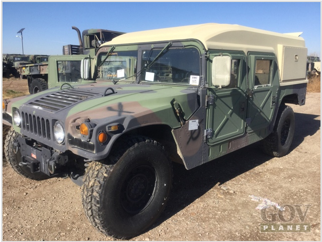 Military Will Finally Sell You A Surplus Humvee Starting At 10 000 Lifted Trucks Military Vehicles Military