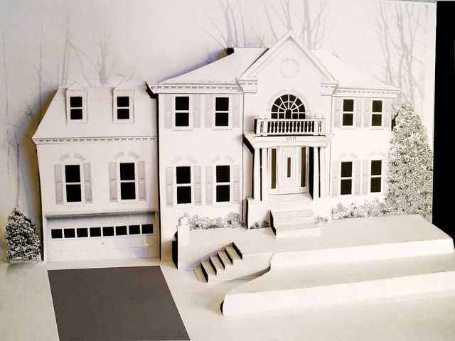 origamic architecture instructions free kirigami templates