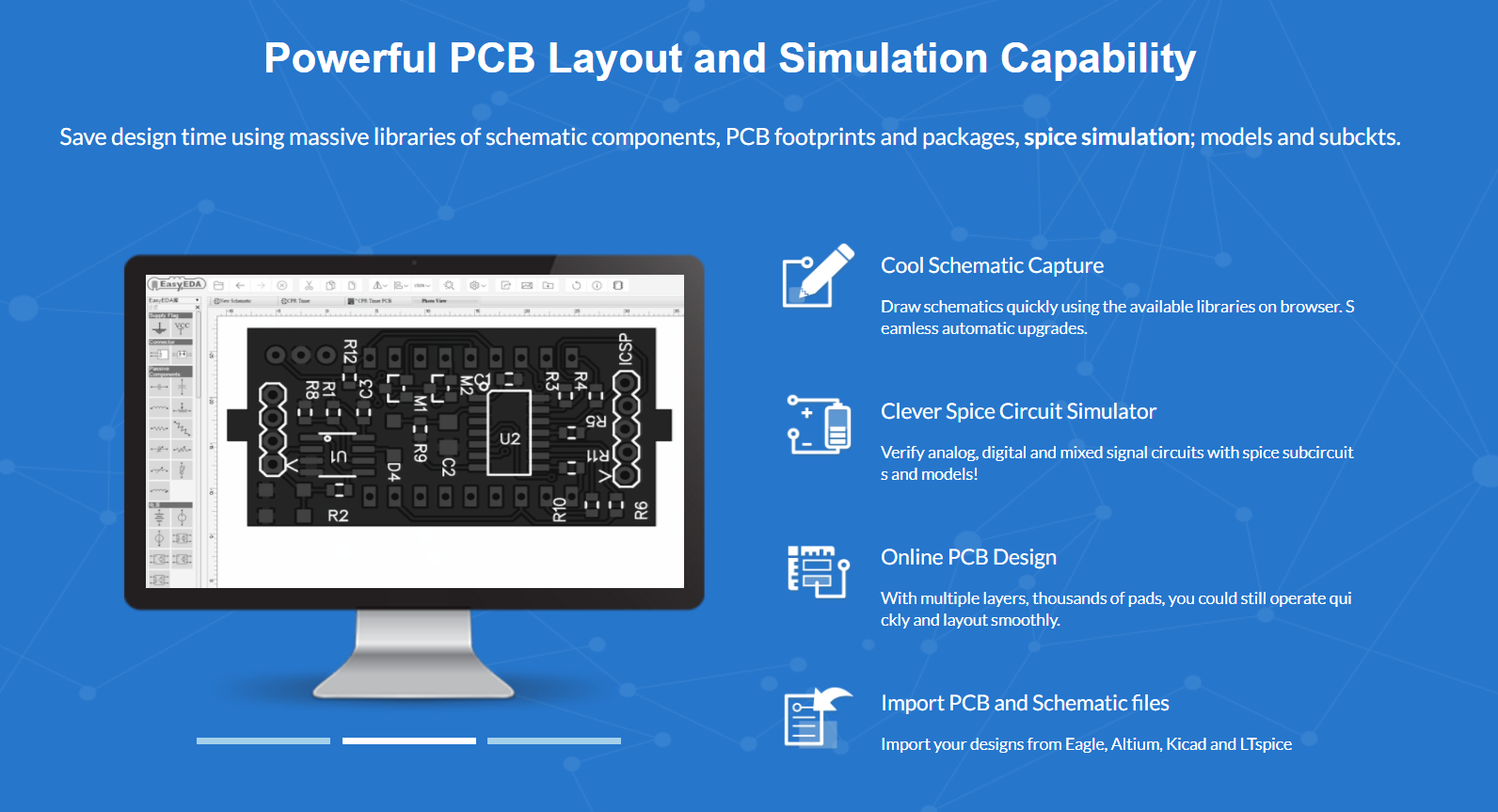 Top Best Pcb Layout And Design Software For Macintosh Mighty Easyeda Is An Amazing Free Online Circuit Simulator Which Very