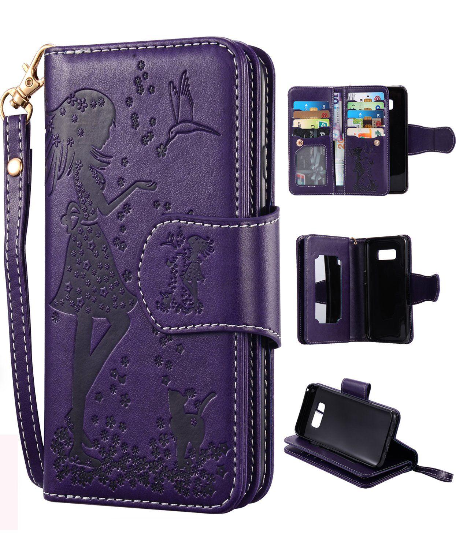 samsung s8 purple phone case