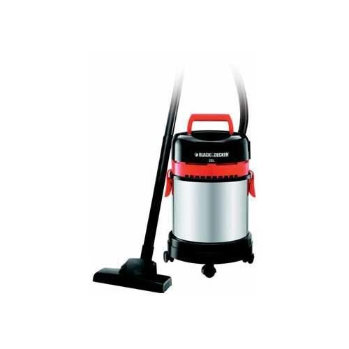 Aspirapolvere black and decker bidone black&.wbv 7562 - Prezzo