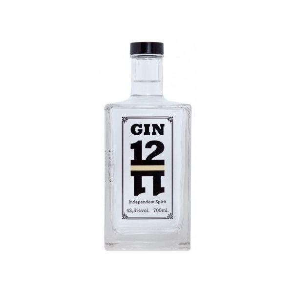 Gin 12 11 Gin Ginebra Y Vodka
