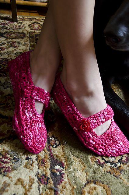 Slippers...  Zapatillas de Descanso...