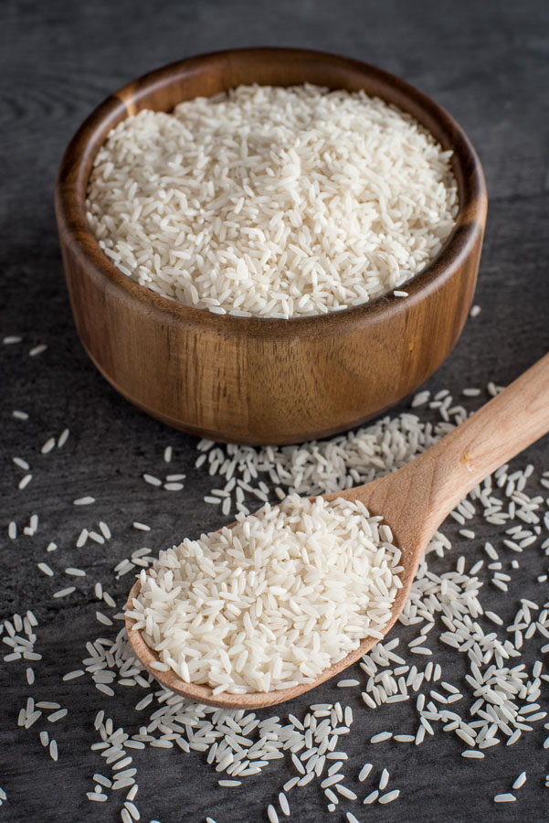 3 Minute Pressure Cooker White Rice #whitericerecipes