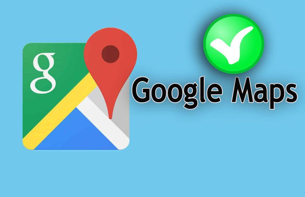How to fix Google maps app not working error Google maps