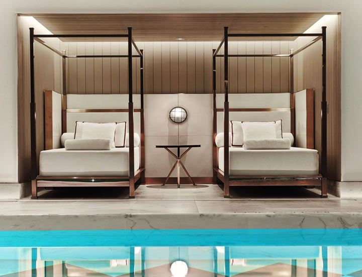 This is How You Hotel - The Baccarat in Midtown Manhattan #BaccaratHotel #Baccarat #Glamour