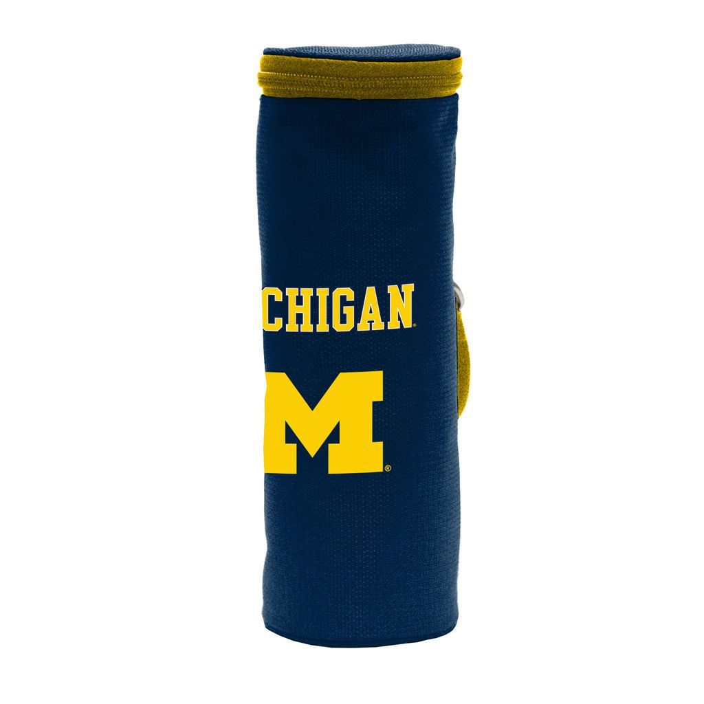 Michigan Wolverines Insulated Bottle Bag