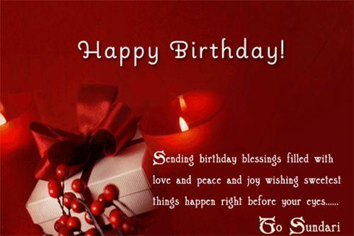 30 Heart Touching Birthday Wishes For Girlfriend Happy Birthday