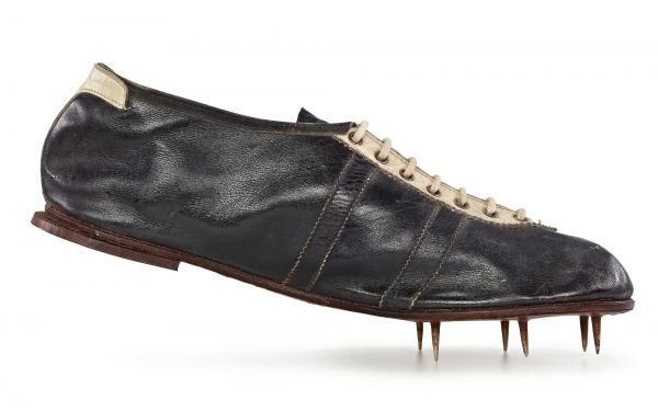 Cleats Wore Photo The Jesse Adidas In 1936 Owens Olympics UzSLqMGVp