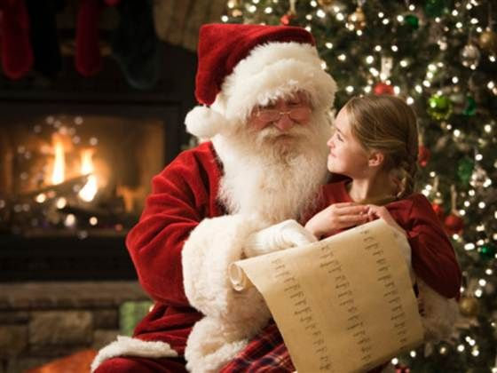 the great santa debate when and how to tell your kids the truth about good - Santa Claus Kids
