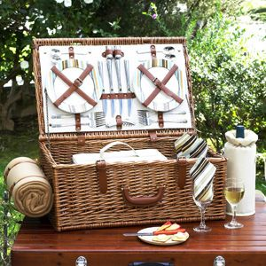 I love parks, sunny days, picnic baskets and everything about picnics.