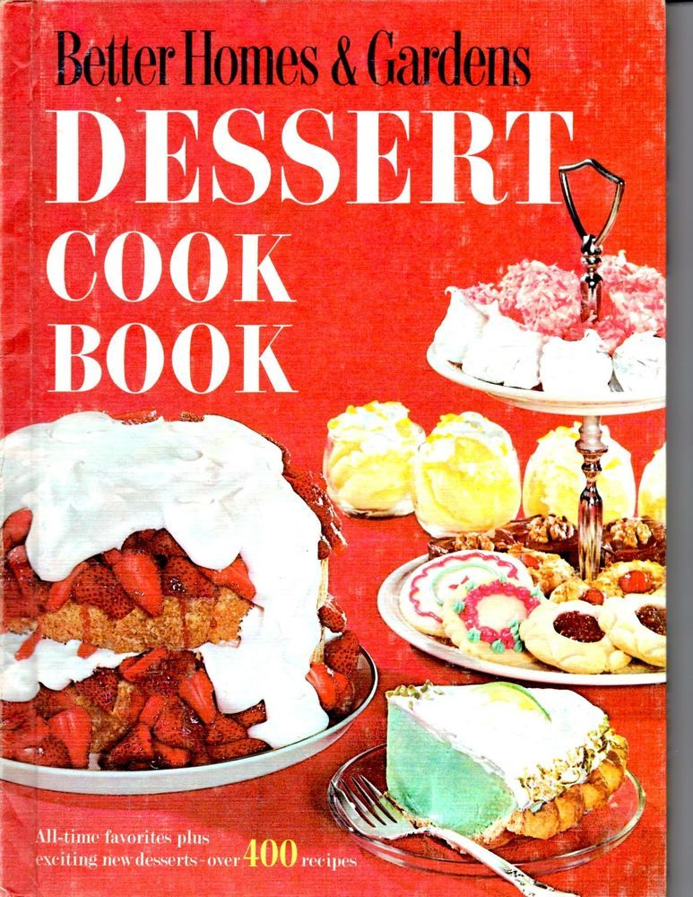 Better Homes And Gardens Cookbook Recipes Online
