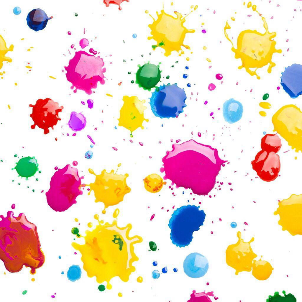 Manchas De Pintura Fondo De Margaritas Fondos De Colores Fondos Fotográficos