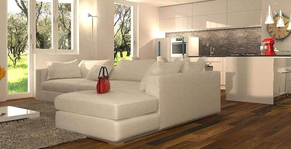 Cucina e soggiorno open space | Spaces