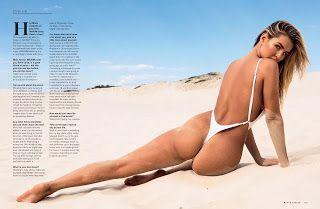 Thumbnail Nackte Großer australischer Bikinimarsch