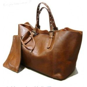 simple bag en cuir
