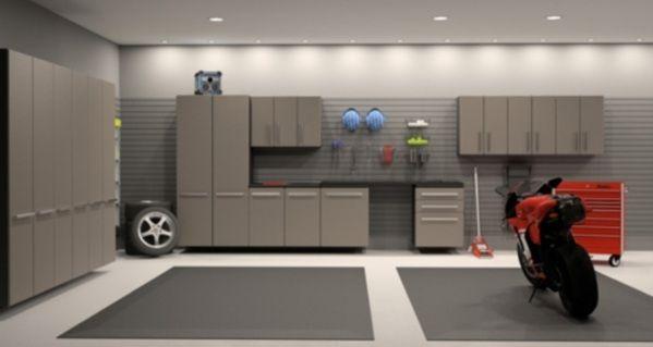 2 Car Garage Ideas