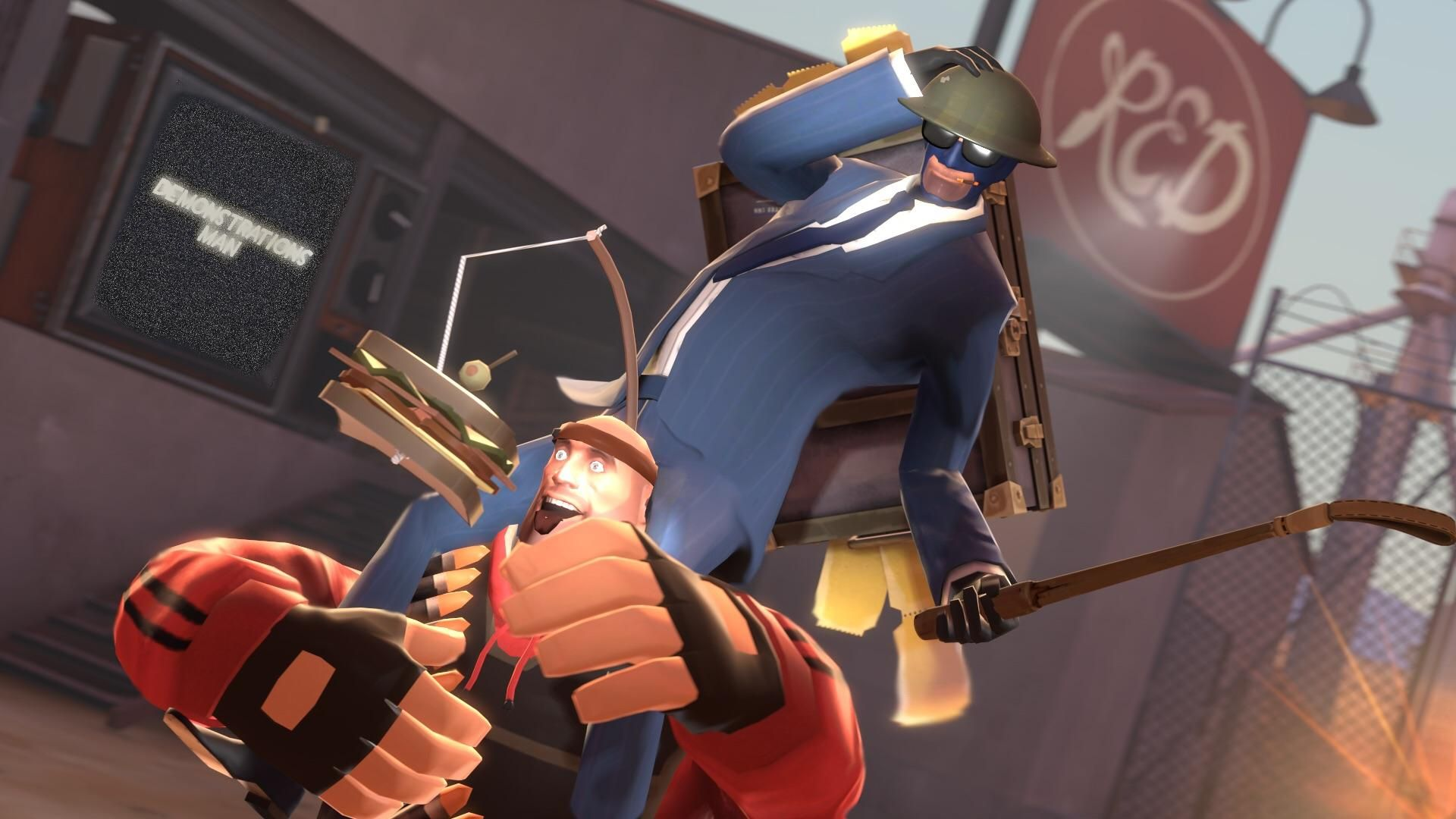 Ride Of The Hoovy Games Teamfortress2 Steam Tf2 Steamnewrelease
