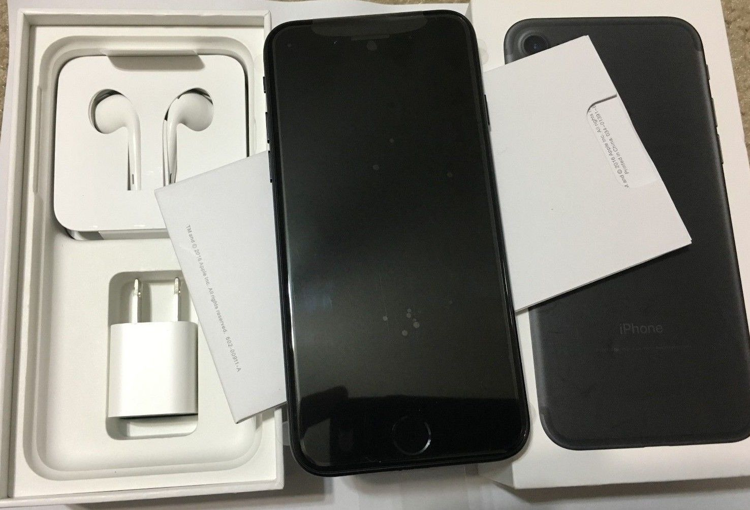 #New post #Apple iPhone 7 - 128GB - Black (T-Mobile) Smartphone  http://i.ebayimg.com/images/g/rPUAAOSwXYtY2z1U/s-l1600.jpg      Item specifics   Condition: New other (see details) 	     		: 	     			 						 							 						 															 					   						  	A new, unused item with absolutely no signs of wear. The item may be missing the original packaging, or in the original packaging but not sealed. The item may be a... https://www.shopnet.one/apple-iphone-7-128gb-black-t-mobi