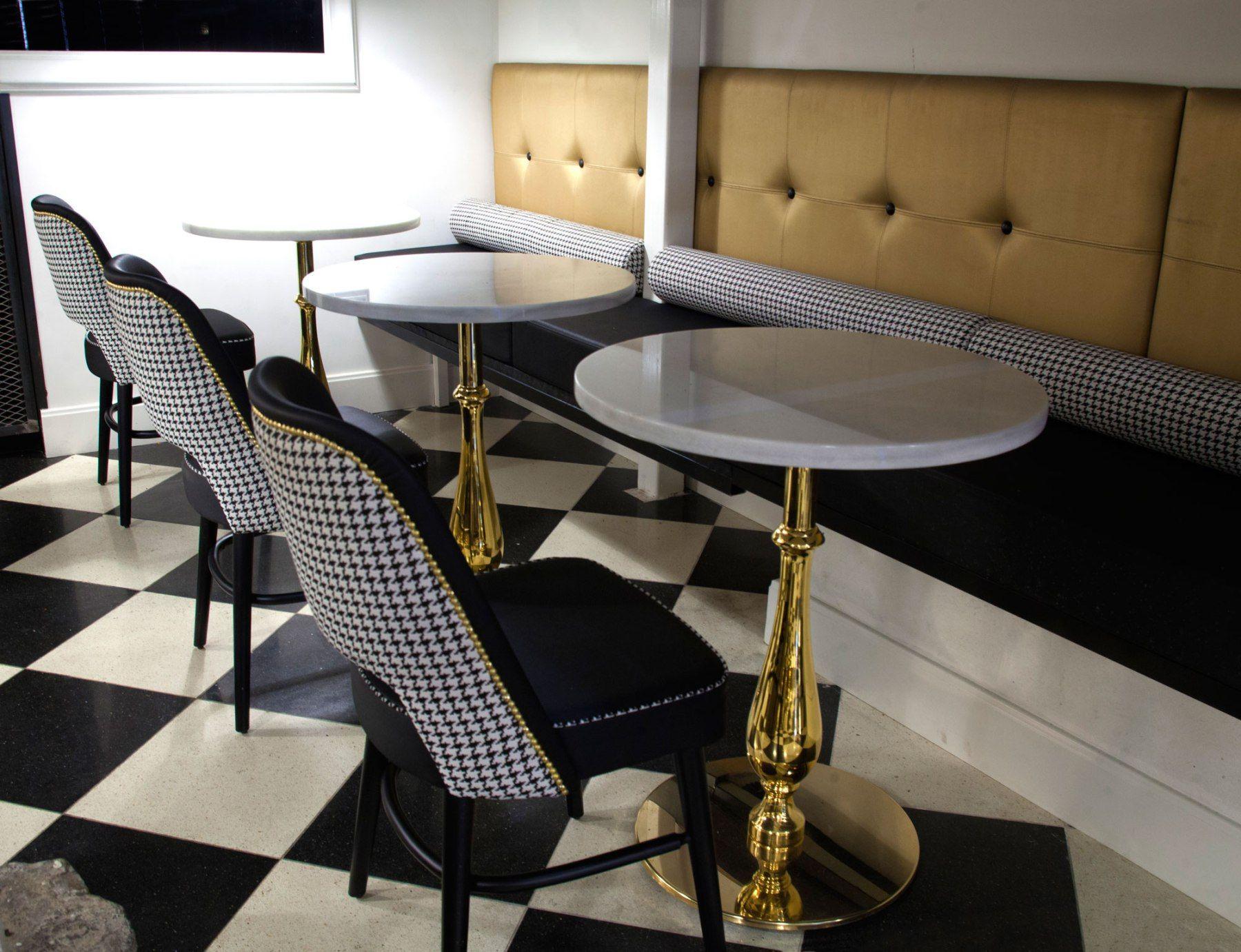 restaurante u la reina arenal u bilbao desing u interior mobiliario u by verges