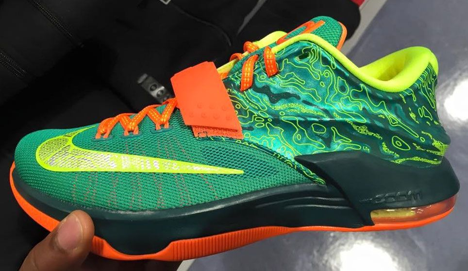 ... The Nike KD 7 WEATHERMAN release date is set. Celebrate with your first  look at ...