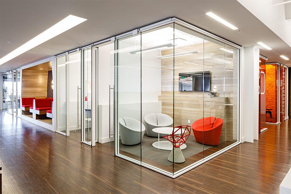 office design magazine. Roundhouse_Pluralsight Office LoungeWork Design Magazine O