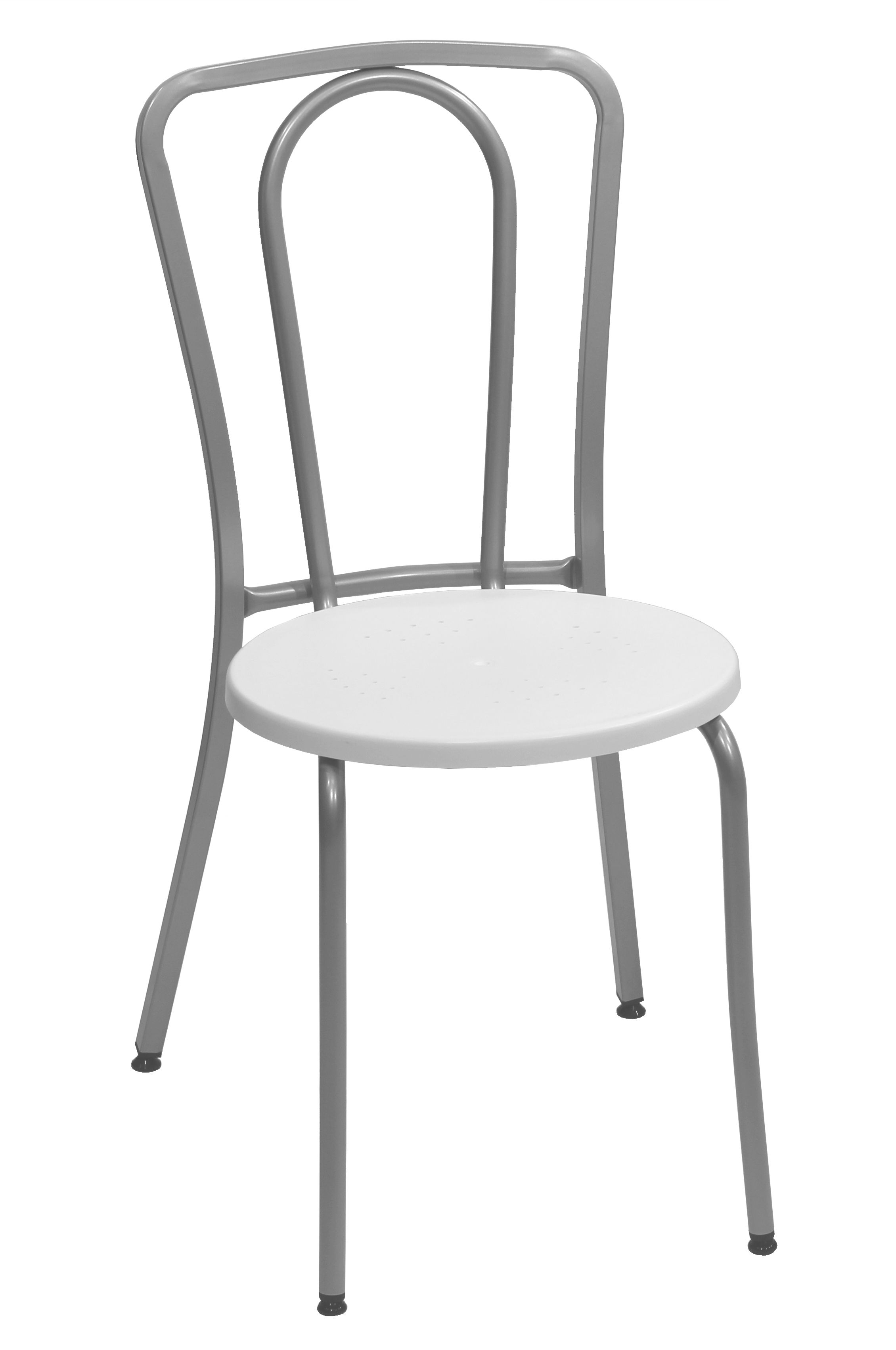Chaise Terrasse Restaurant Chaise Bistro 2010 Assise Moderne Blanche Chaise Chair