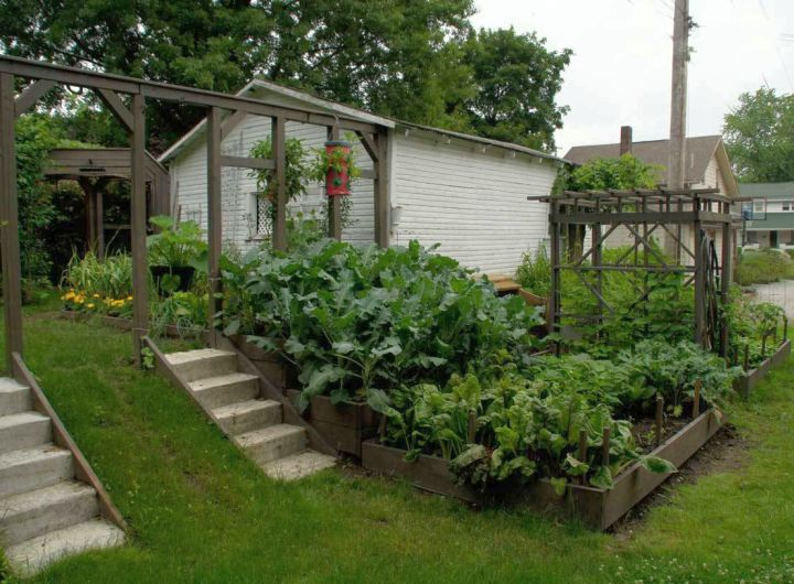 17 Fantastic Terraced Flower Garden Ideas With Images Terraced