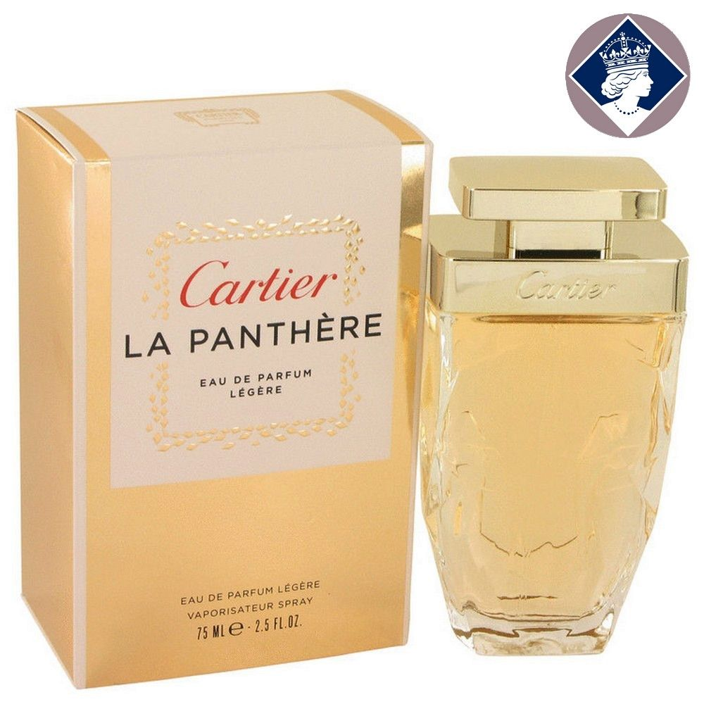 Cartier La Panthere Gift Set 75ml EDP +