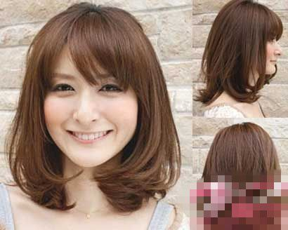 Asian Hairstyles For Round Faces 2011 Japanese Style Hairstyles