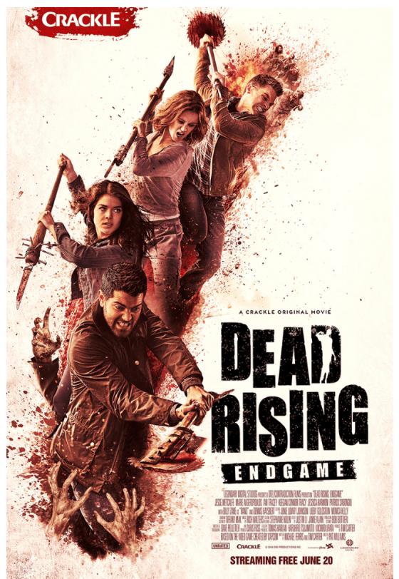 Dead Rising: Endgame (2016) [HDrip] Download Free Movie - Movies Box