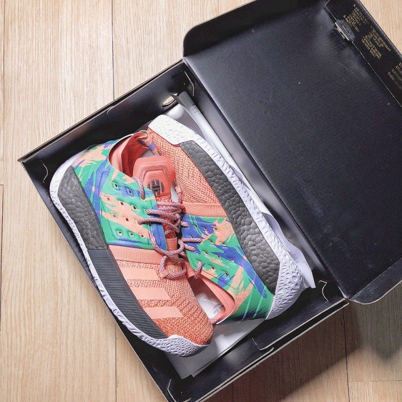 91662cca6fd1 Ah2219 Adidas Harden Vol. 2 Harden s New Boots Are Made Of Eye ...