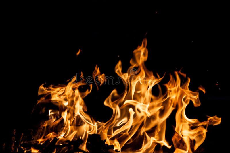 Fire Flames On Black Background Ad Flames Fire Background Black Ad Black Backgrounds Dark Backgrounds Photo