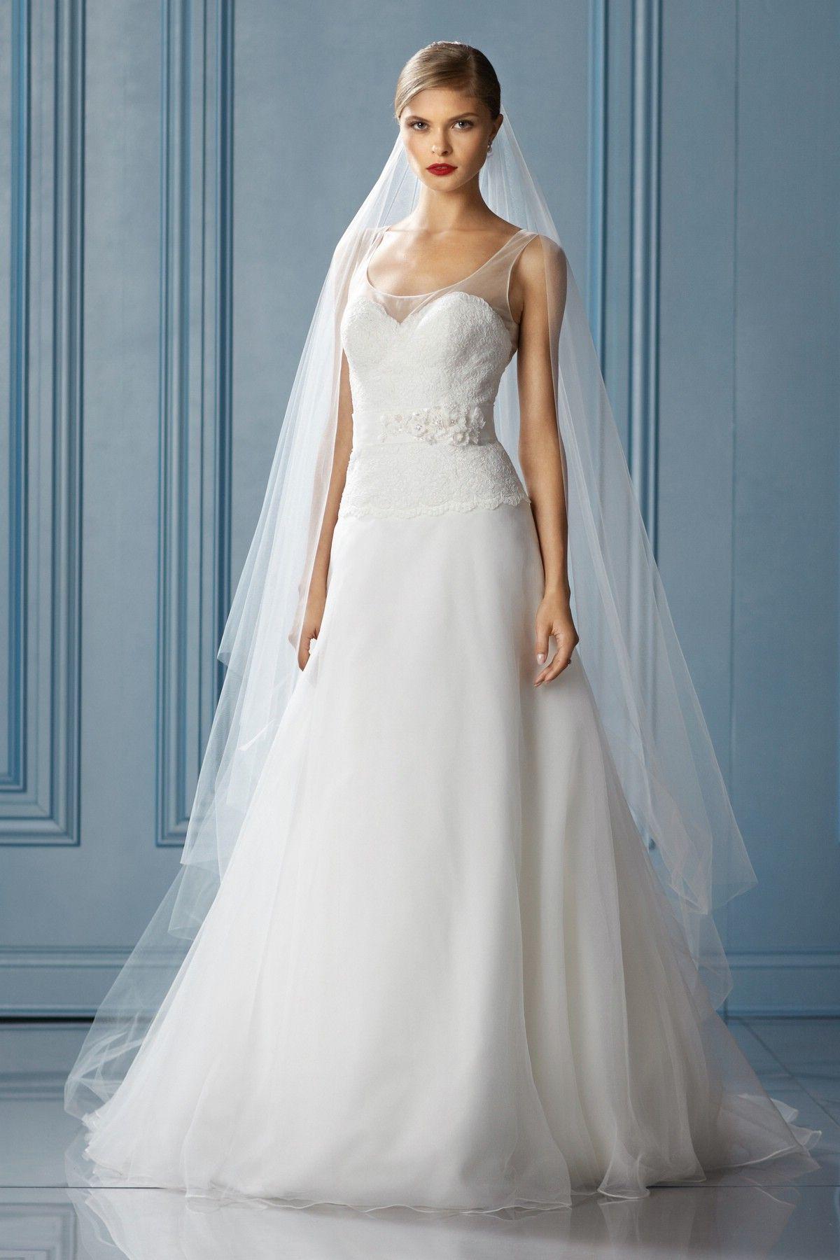 Emma gown by wtoo destination wedding dress wedding