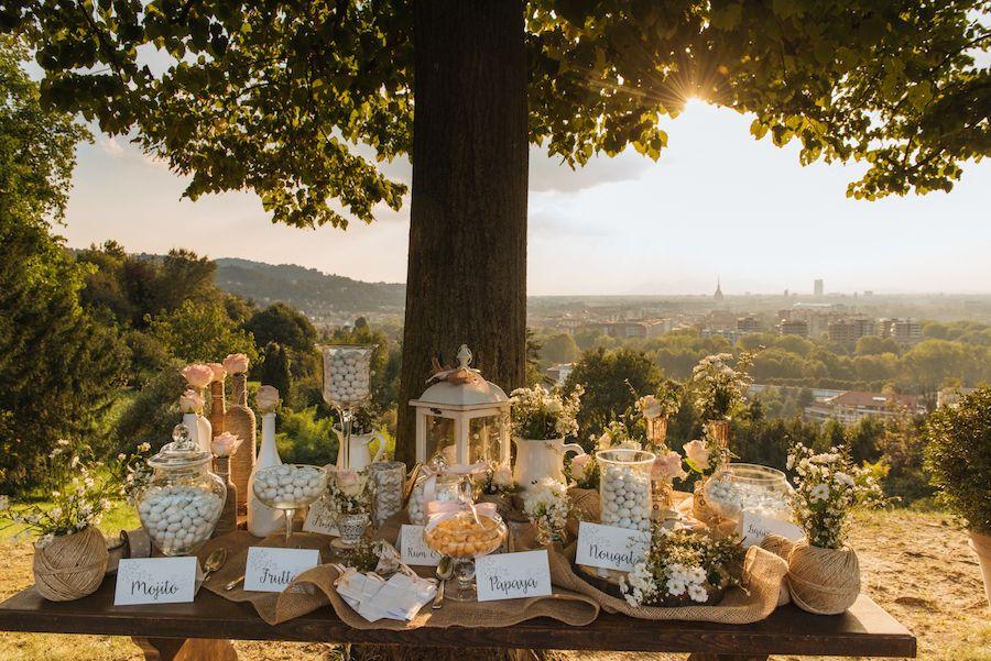 Matrimonio Country Chic Torino : Un matrimonio brasiliano con vista su torino wedding