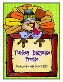 Turkey Disguise Craft #howtodisguiseyourself Turkey Disguise Craft #howtodisguiseyourself Turkey Disguise Craft #howtodisguiseyourself Turkey Disguise Craft #turkeydisguise