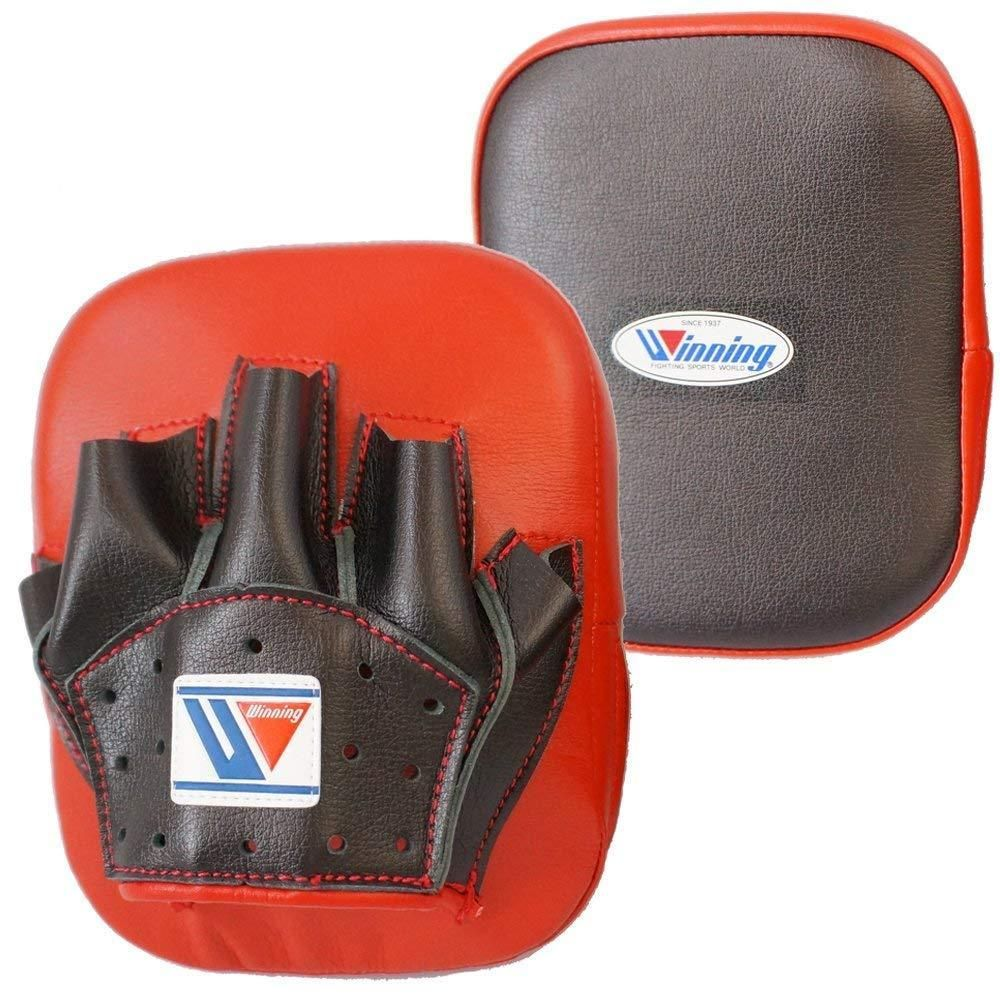 Winning Small Sized Punching Mitt Curved Shape Boxing Martial Arts CM-10 New F//S
