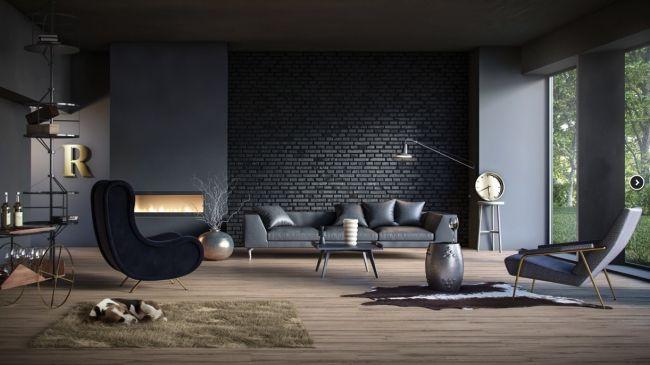 21 idées de décoration design pour son salon