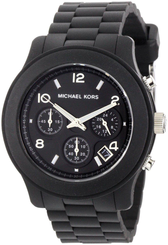 Michael Kors Watches Michael Kors Ladies Sport Chronograph Black Dial Watch, (michael kors, best deal, great deal, mens gift, mens watch, michael kors watch, watches, casual watch, womens watches, micheal kors)