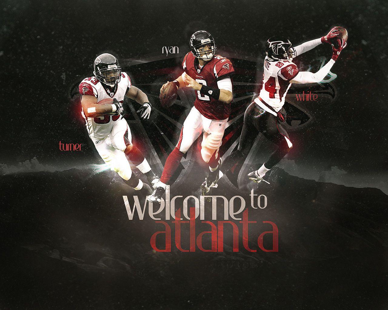 Welcome To Atlanta Atlanta Falcons Atlanta Falcons Falcons Atlanta