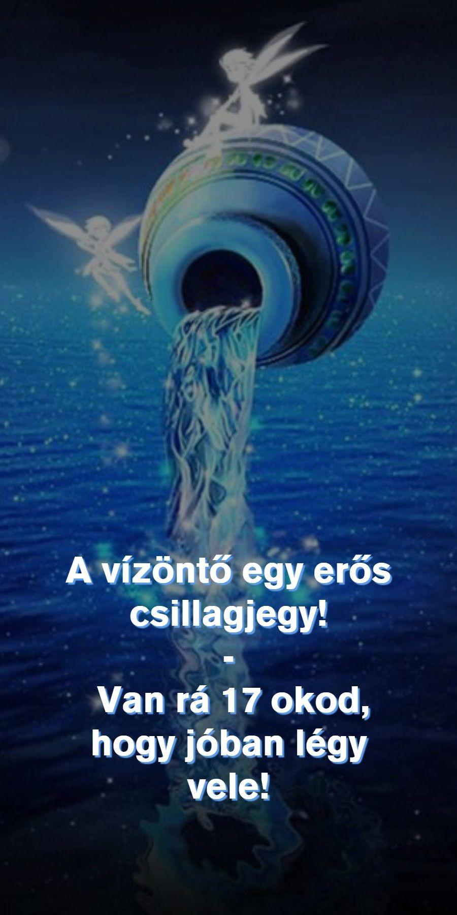 hogyan fogyhat le egy vízöntő