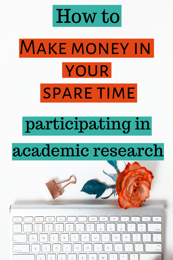 Prolific Academic: A mini guide on how to earn money as a