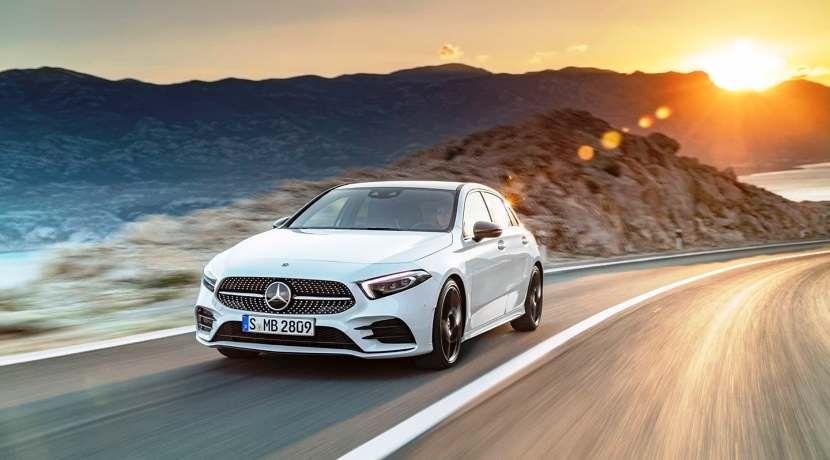 Por Fin Ya Es Oficial La Nueva Generación Del Mercedes Benz Clase A Mercedes Benz Clase A Mercedes Clase A Desenfoque De Movimiento
