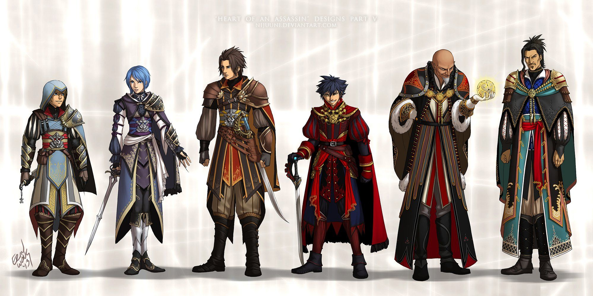 Assassin S Creed X Kingdom Hearts By Nijuukoo Kingdom Hearts