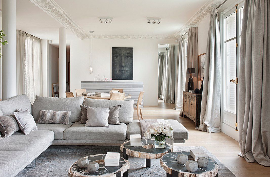 10 Secrets To Decorating Like A Parisian Parisian Decor Parisian Interior Dream Decor #paris #style #living #room