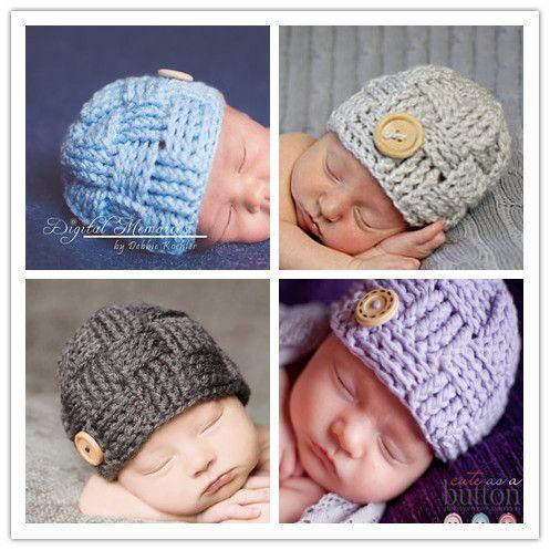 Bildergebnis Für Baby Beanie Häkeln Kindermütze Stricken Junge