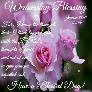 Blessed wed